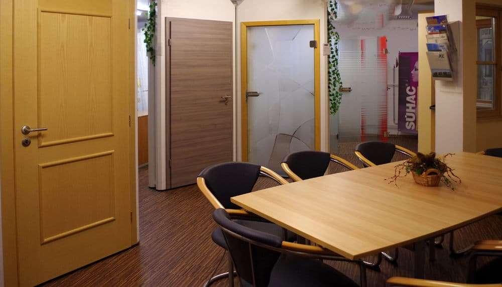 Zimmertüren Ausstellung pmt Kolbermoor - Innentüren für Rosenheim und München