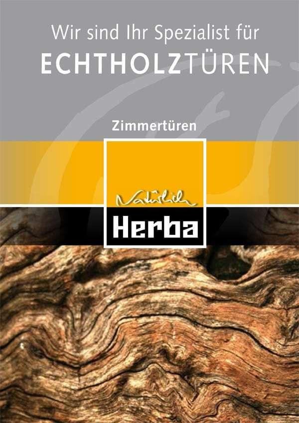 Katalog Herba Zimmertüren Echtholz neu mit Altholztüren - pmt Innentüren für München und Rosenheim