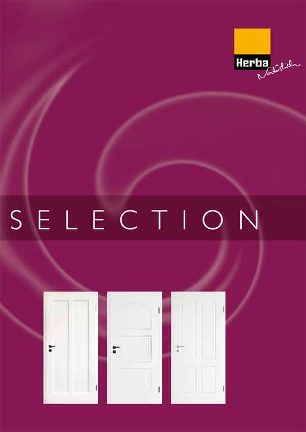 Katalog Herba Zimmertüren Selection - pmt Innentüren für München und Rosenheim