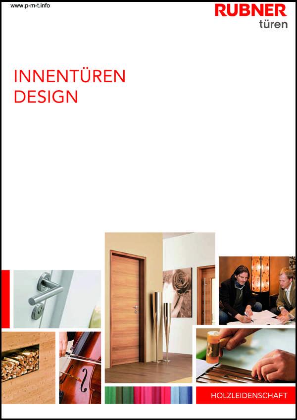 Innentüren-Katalog Rubner Designa - pmt Türen für Rosenheim und München