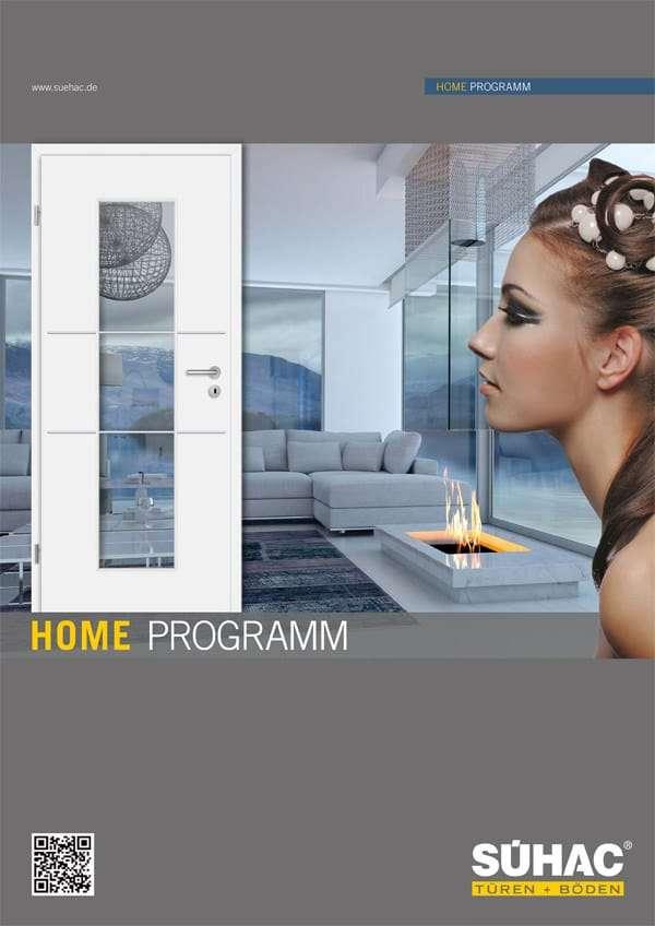 Katalog Zimmertüren Sühac Home-Programm - pmt Innentüren für Rosenheim und München