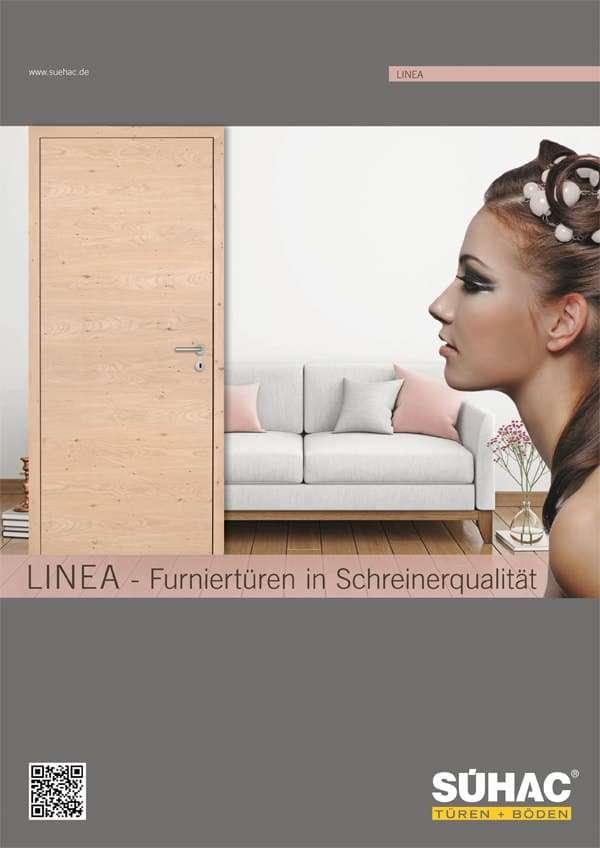 Katalog Zimmertüren Sühac Linea Holztüren - pmt Innentüren für Rosenheim und München
