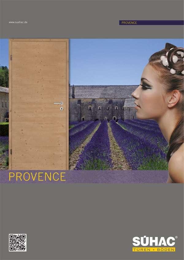 Katalog Zimmertüren Sühac Provence Massivholztüren - pmt Innentüren für Rosenheim und München