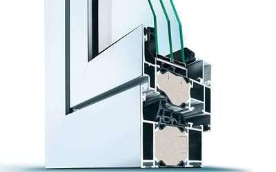 Aluminiumfenster Wirus Exakt - Fenster für München und Rosenheim - www-p-m-t.info