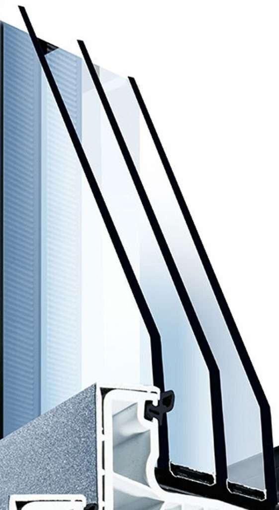 Dreifachverglasung Wärmeschutzglas Fenster SolarEnergyGlas - pmt Fenster für München und Rosenheim