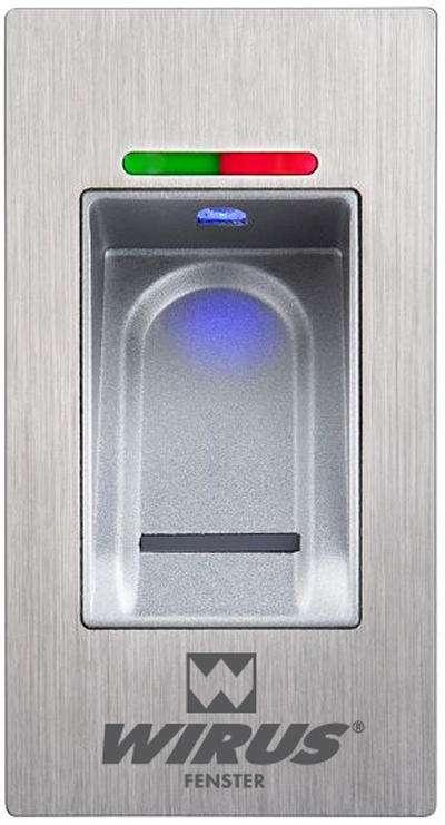 Haustüren Fingerprint, Fingerscan - pmt Haustüren für Rosenheim und München