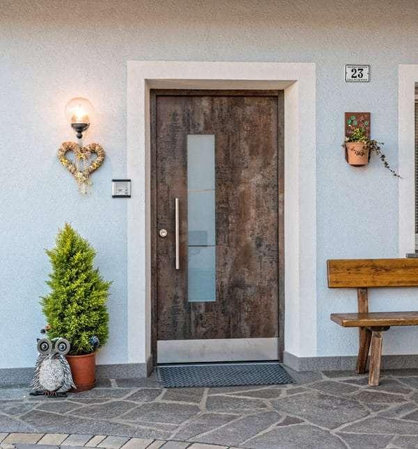 Rubner Holzhaustür - pmt Haustüren für München und Rosenheim