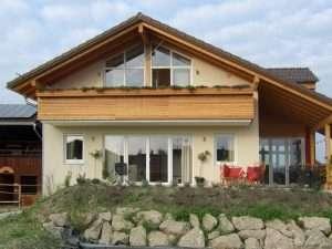 Kunststofffenster-Referenzen Dachschrägen Füglein Großkarolinenfeld - pmt Fenster für München und Rosenheim