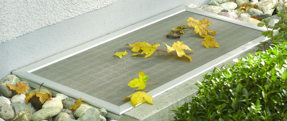 Lichtschachtabdeckung, Insektenschutz für Rosenheim