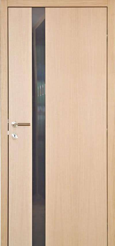 Zimmertüren Rubner Holztüren stumpf einschlagend mit Furniereinlage senkrecht - pmt Innentüren für Rosenheim und München